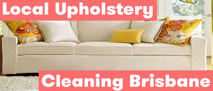 Local Upholstery Cleaning Lota