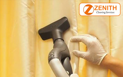 Onsite Curtain Cleaning Karawatha