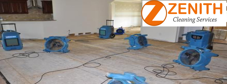 Carpet Flood Damage Restoration Logan Central