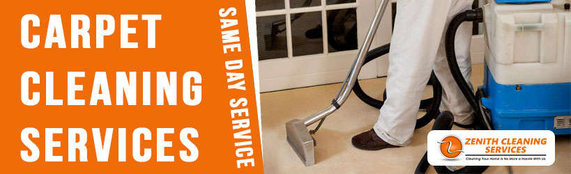 Carpet Cleaning Services in Quinalow