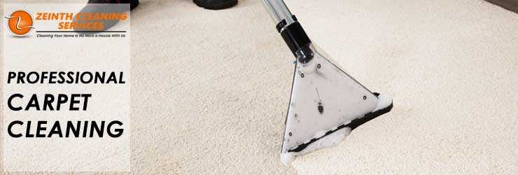 Professional Carpet Cleaning Quinalow